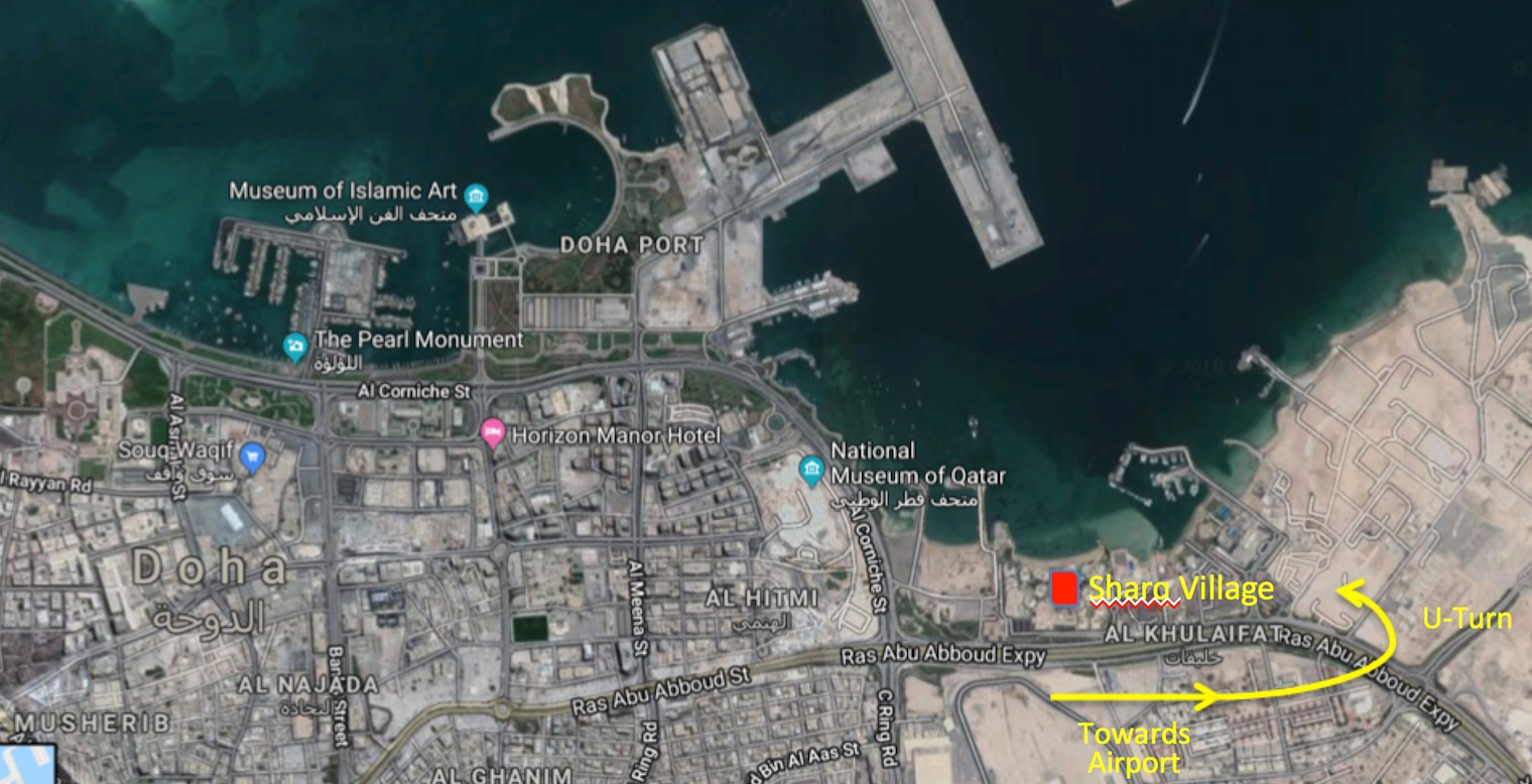 Sharq Location